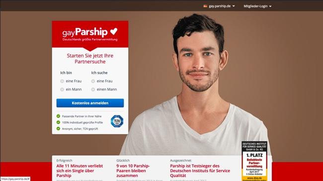 ᐅ Schwule Kontakte Portale im Vergleich – Die besten Anbieter im Test